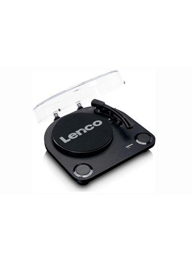 Lenco LS-40BK Siyah Pikap Plak Çalar Siyah
